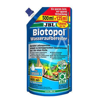 JBL Biotopol Nachfüllpack 625ml - Aufbereitung Wasseraufbereiter Wasser