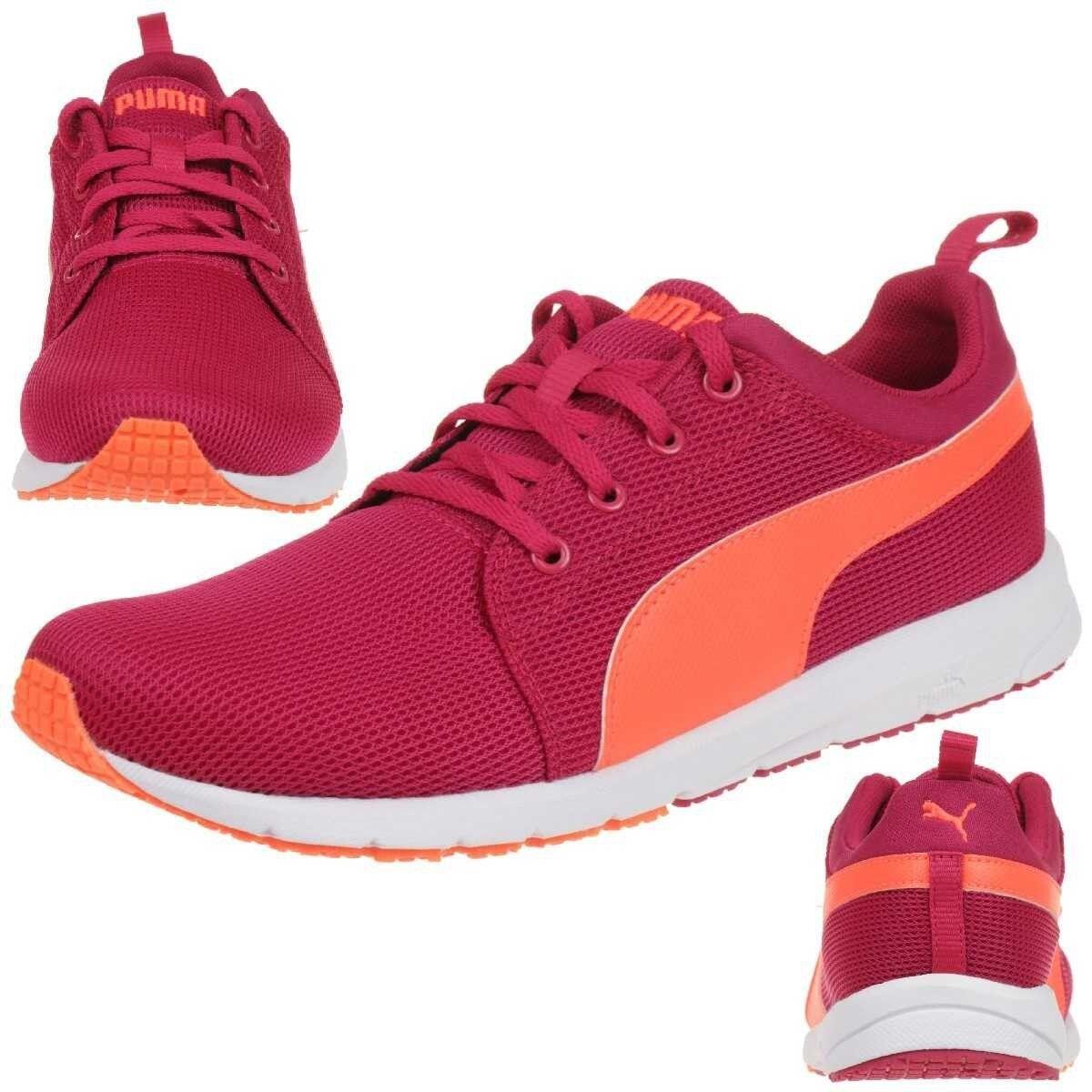 5542aeb39bbb26 Puma Schuhe Damen Rot Test Vergleich +++ Puma Schuhe Damen Rot ...