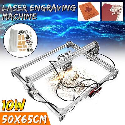 50x65cm Area Mini Laser Engraving Cutting  Engraver Machine Printer Kit , used for sale  Shipping to Nigeria