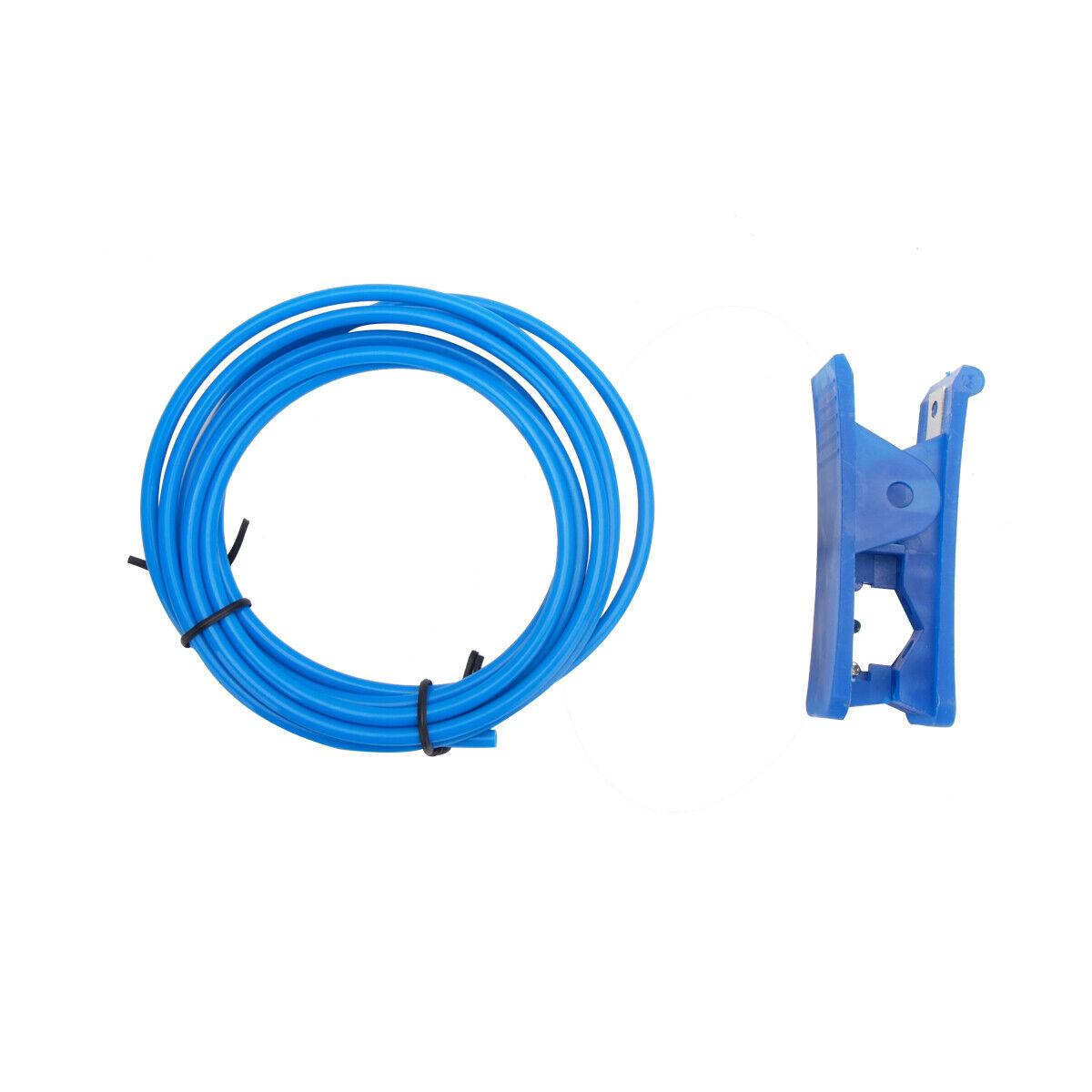 Capricorn-clon ID 1.9mm para 1.75mm azul 1 metros Bowden ptfe-Tube//manguera