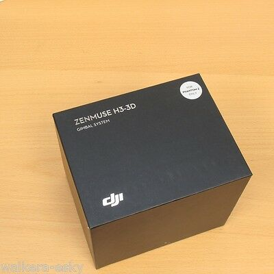 DJI Zenmuse Gimbal H3-3D (for Chimera 2 only) 3-Axis Brushelss for GoPro 3 -USA