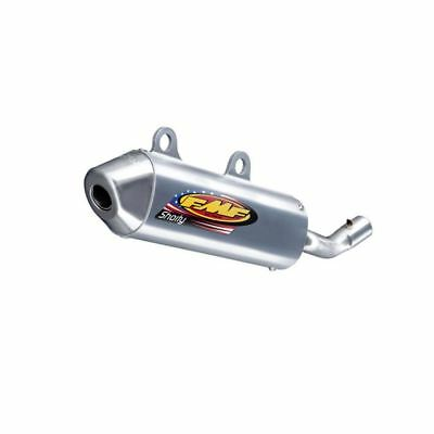 FMF POWERCORE 2 SHORTY SILENCER ALUMINUM <em>YAMAHA</em> 020268