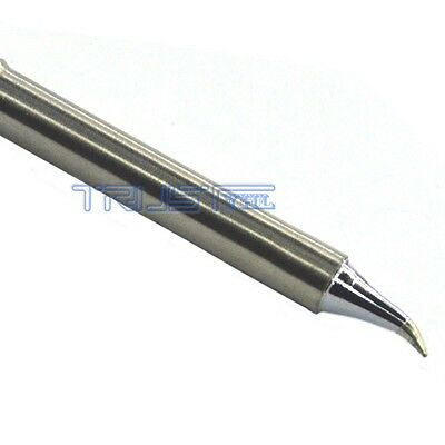 T12 Replace Soldering Solder Iron Tip For Hakko Shape-0.2jss Pcb Repair Product