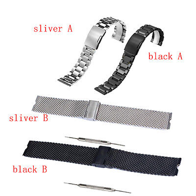 Stainless Steel Watch Band  Tool For Samsung Galaxy Gear S2 Classic SM-R732 NA