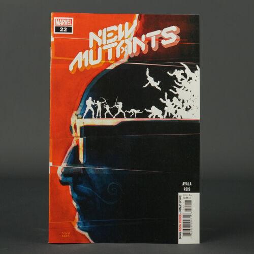 NEW MUTANTS #22 Marvel Comics 2021 AUG211160 (W) Ayala (A) Reis (CA) Simmonds
