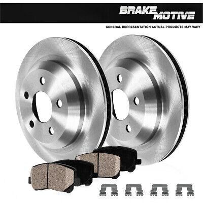 Rear 300 mm Quality Brake Disc Rotors And Ceramic Pads For BMW 325i E90 328i
