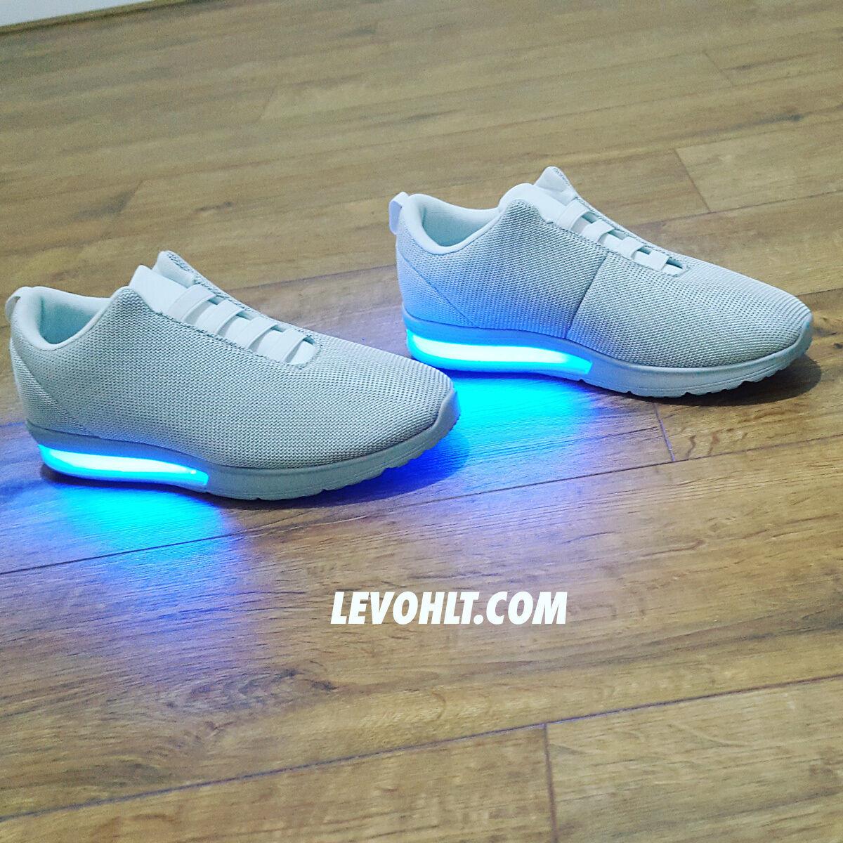 Levohlt Lowtop LED Sneaker - Back To