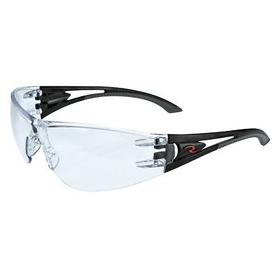 Radians Optima Safety Glasses with Clear Anti-Fog Lens
