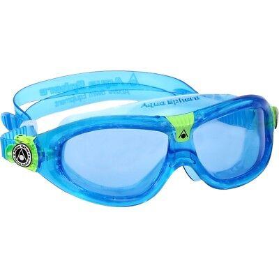 - Aqua Sphere Seal Kid 2 Kids Goggles, Blue Lens