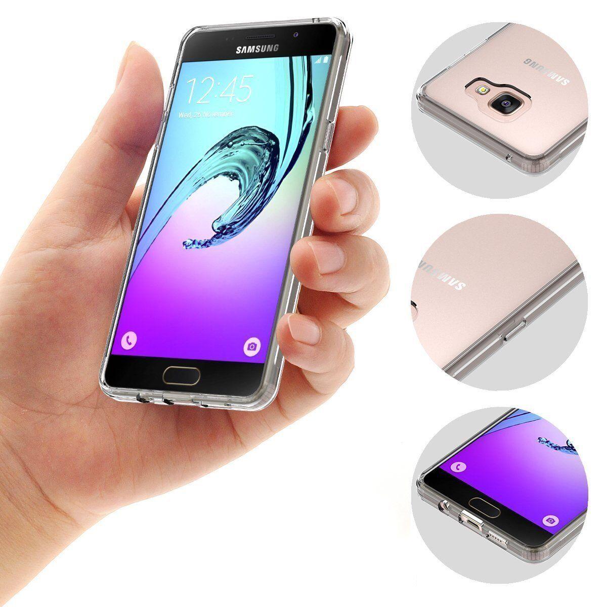как выглядит Flexible Shell Samsung Galaxy A5 2016 фото