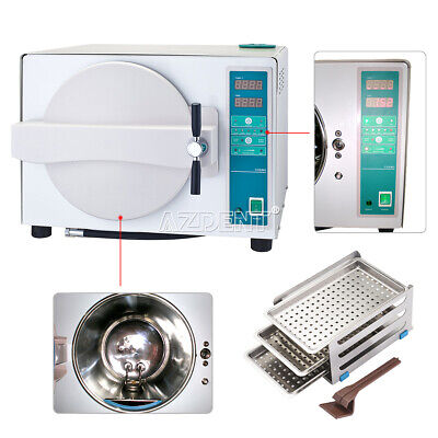 18l Autoclave Steam Sterilizer Medical Sterilizition Drying Use 1 Year Warranty
