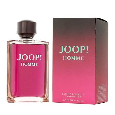 JOOP HOMME 200ML EAU DE TOILETTE SPRAY BRAND NEW & BOXED