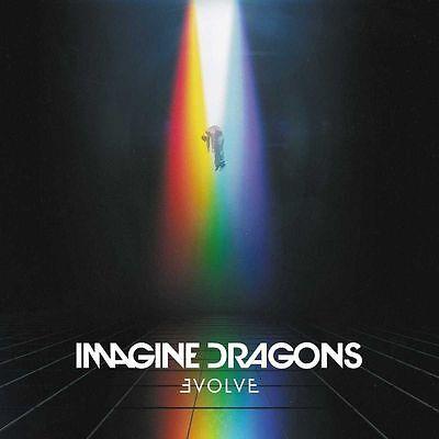 Imagine Dragons - Evolve (CD 2017) Brand New & Sealed