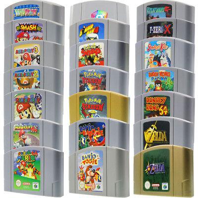 le über 60 Games Super Mario 64 Kart Party Smash Bros Zelda (Super Mario Bro)