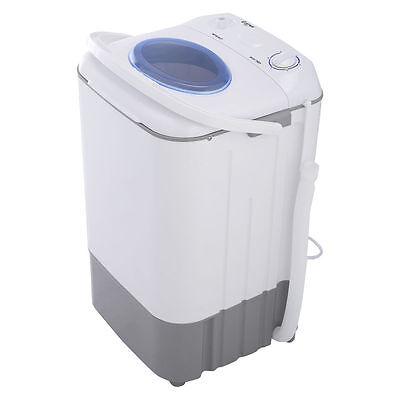 غسالة ملابس جديد Small Compact Portable Electric Washing Machine Mini Spin Cycle Spray Washer Set