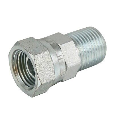 G Thread to NPT Water Pipe Adapter G 1/2