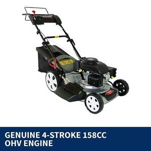 """Grab the Self Propelled 18"""" Lawn Mower – Powerful 4 Stroke Engine Fairfield Fairfield Area Preview"""