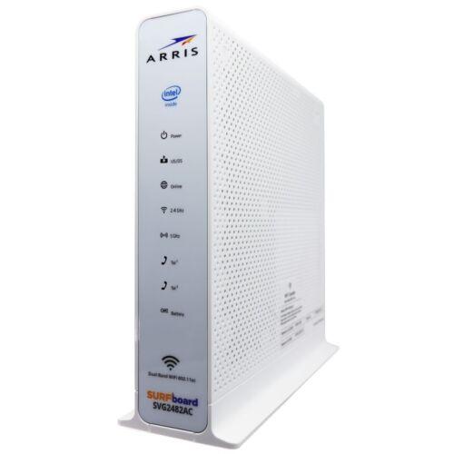 Arris SVG2482AC 1750 Mbps 4-Port Internet, Wi-Fi, Voice No manual