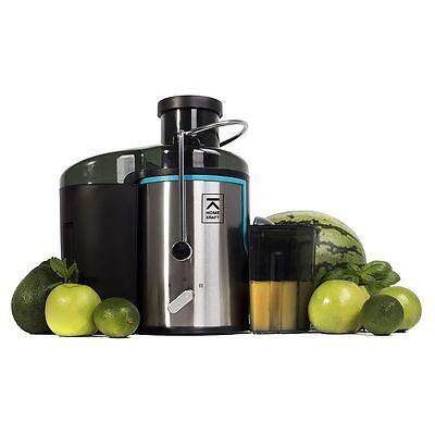 1400 W Saftpresse Entsafter Elektrische Fruchtpresse Power Juicer VITamine TOP