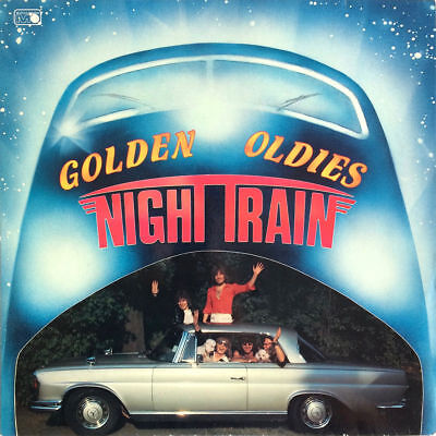 Nighttrain ‎– Golden Oldies 1979 Metronome ‎0040.057 DOPE SAMPLES & DRUM BREAKS