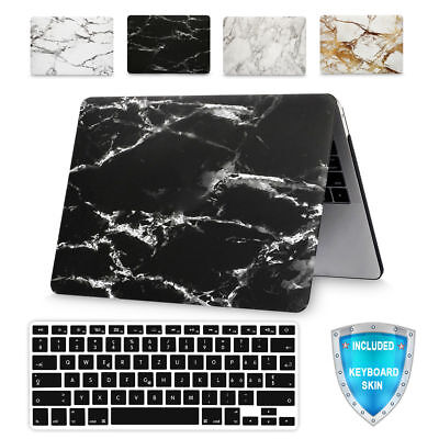 For MacBook Retina 12 Inch A1534 Marble Design Hard Case Key