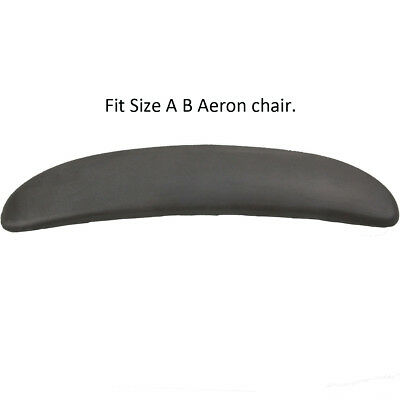 New Seat Foam Replacement For Herman Miller Classic Aeron Chair A B Size Black