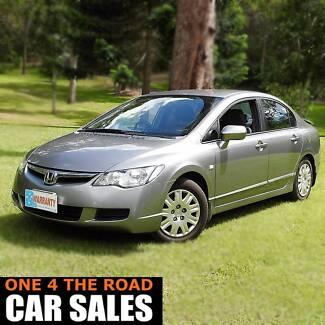 2006 Honda Civic Sedan from $36p/ wk NO DEPOSIT T.A.P