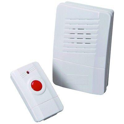 New Wireless Doorbell Entry Door Bell Chime Alert Alarm Factory Sealed