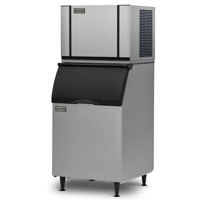 Ice-o-matic Cim0430hw-b40ps Cube-style Ice Maker Plus Ice Bin For Ice Machines