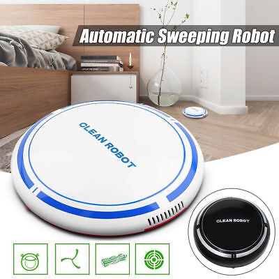 Smart Cleaning Robot Vacuum Cleaner USB Recharge Automatic Floor Dust Sweeper