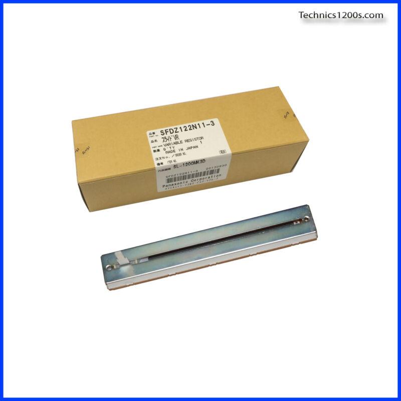 NEW GENUINE TECHNICS 1200 1210 M3D MK3D or MK5 PITCH CONTROL SLIDER SFDZ122N11-3