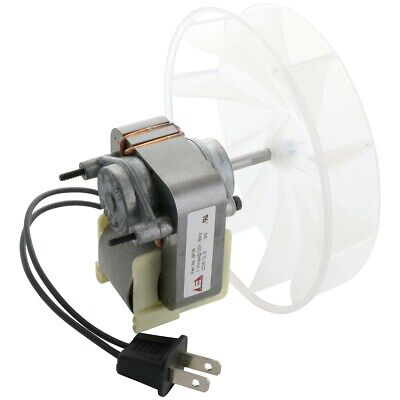 Bp28 Broan Replacement Vent Fan Motor And Wheel 99080166 1.1 Amps 3000 Rpm