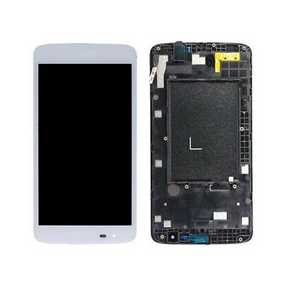Lcd Display Touch Screen+ Frame For Lg K7 Ms330 Ls675 Met...