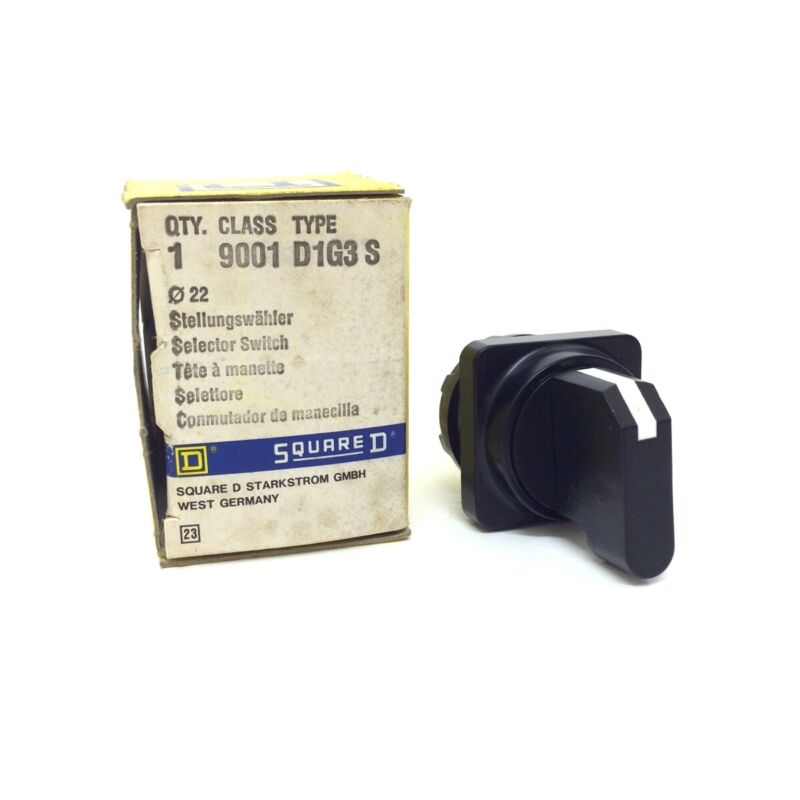 SQUARE D  DH 11  9001  22//30