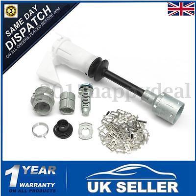 Bonnet Release Lock latch Repair Kit Set 4556337 For Ford Focus C-MAX 2003-2007