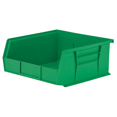 Akro-mils 30235green Green Stack Hang Bin 10-78d X 11w X 5h 6pk