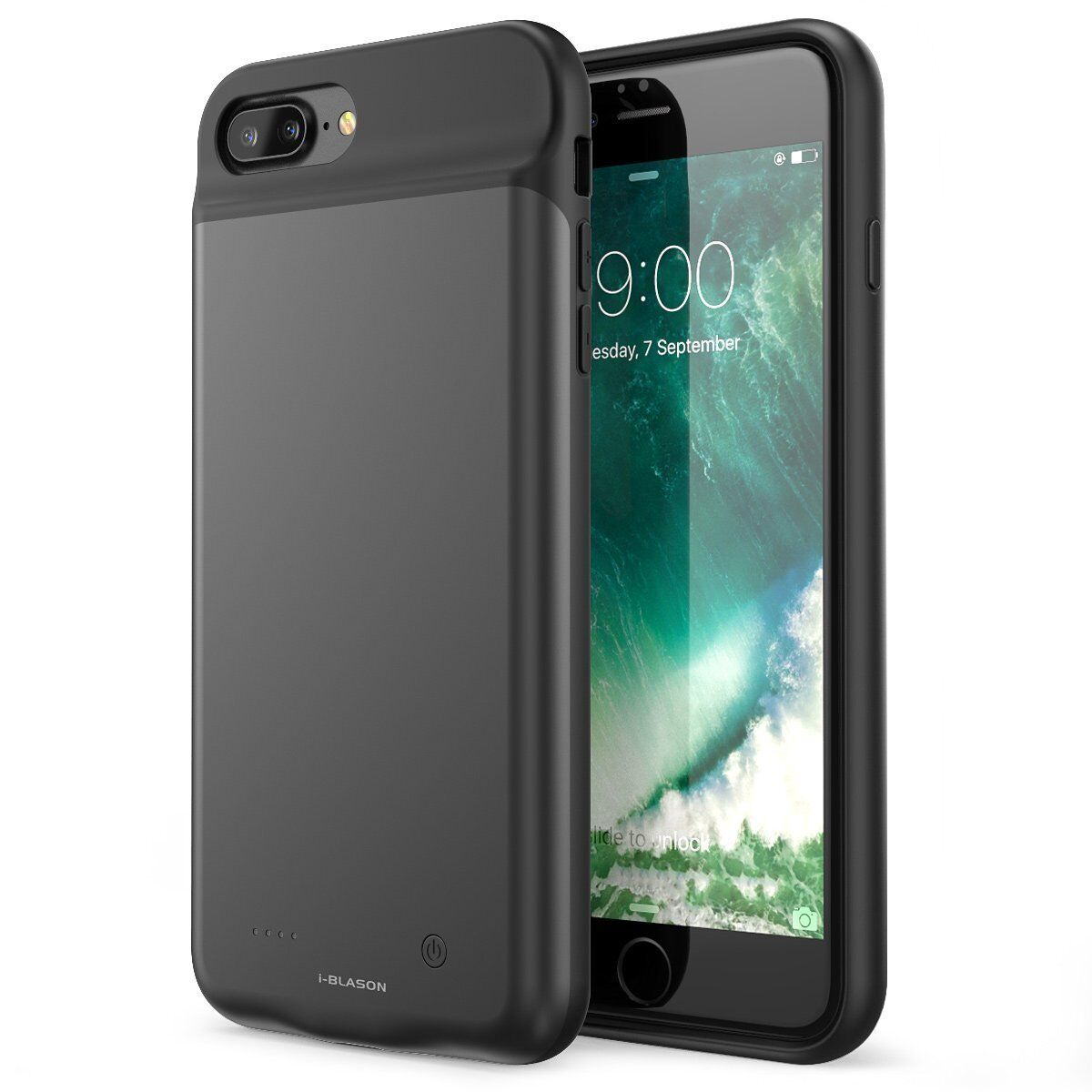 super popular 6116d 2127d Details about iPhone 8 Plus Battery Case i-Blason iPhone8 External  Protective Battery Cover