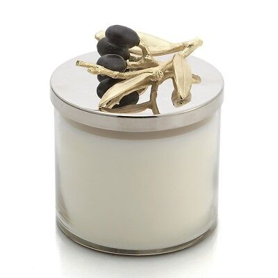 MICHAEL ARAM OLIVE BRANCH CANDLE 160712.NEW IN BOX. Michael Aram Olive Branch
