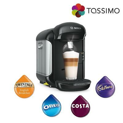 Tassimo Vivy 2 Hot Drinks Costa Coffee Machine 1300W TAS1402GB Bosch Grade C