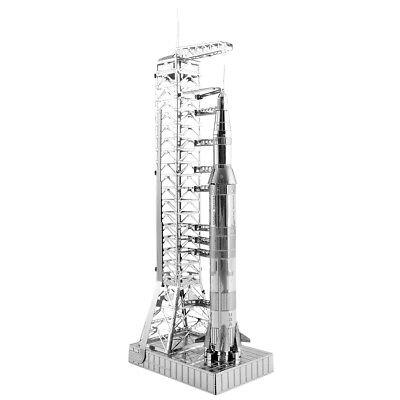 Fascinations Metal Earth 3D Laser Cut Model Kit - US Apollo