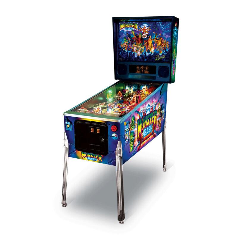 Monster Bash Remake Classic Edition Pinball