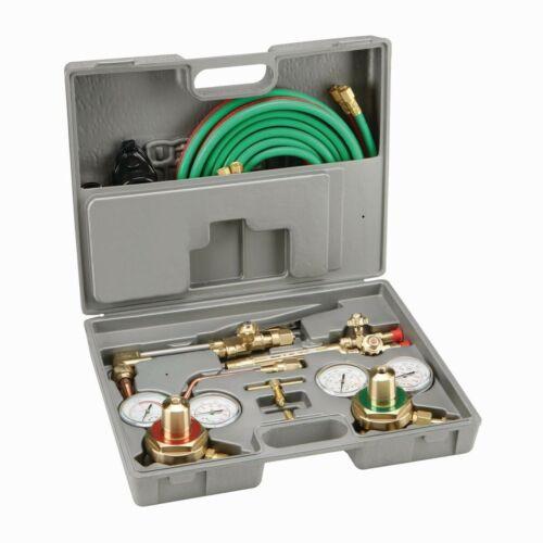 Heavy Duty Oxygen Portable Acetylene Welding Kit Cutting Soldering Heating