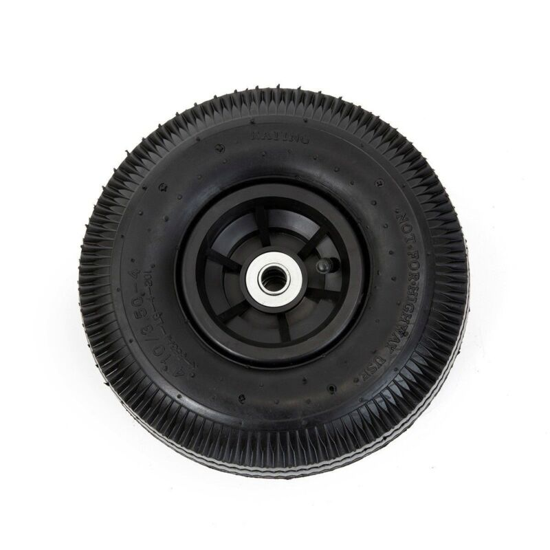 """10"""" Air wheels Replacement Tires For Hand Truck Dolly Cart Wheel kayak hub"""