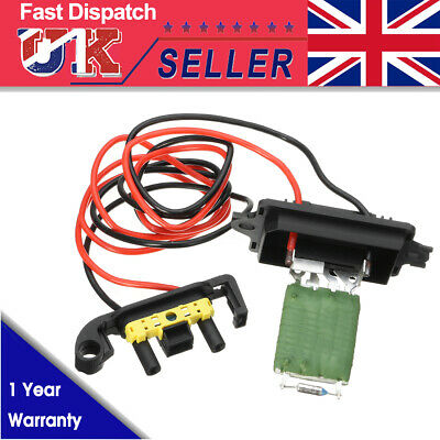 Heater Blower Series Motor Fan Resistor For Renault Clio MK3 Modus 7701209803 UK