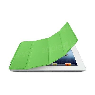Original Apple Ipad 2,3&4 Smart Cover Case MD309ZM/A Polyurethane Green Sealed