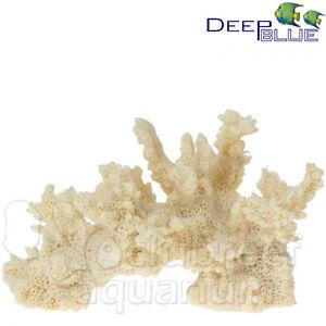 Branch Coral Faux/Replica Reef Aquarium Nautical Decor 3.5