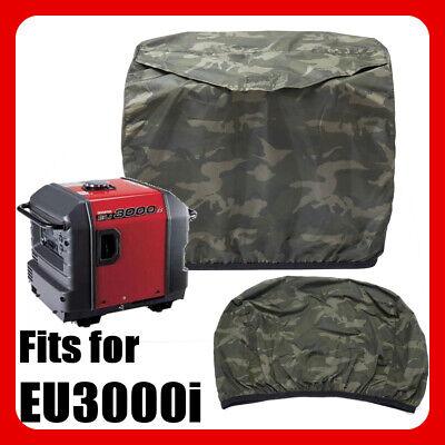 13x22x18.7 Generator Storage Cover Protect Dustproof For Honda Eu3000i Eu3000