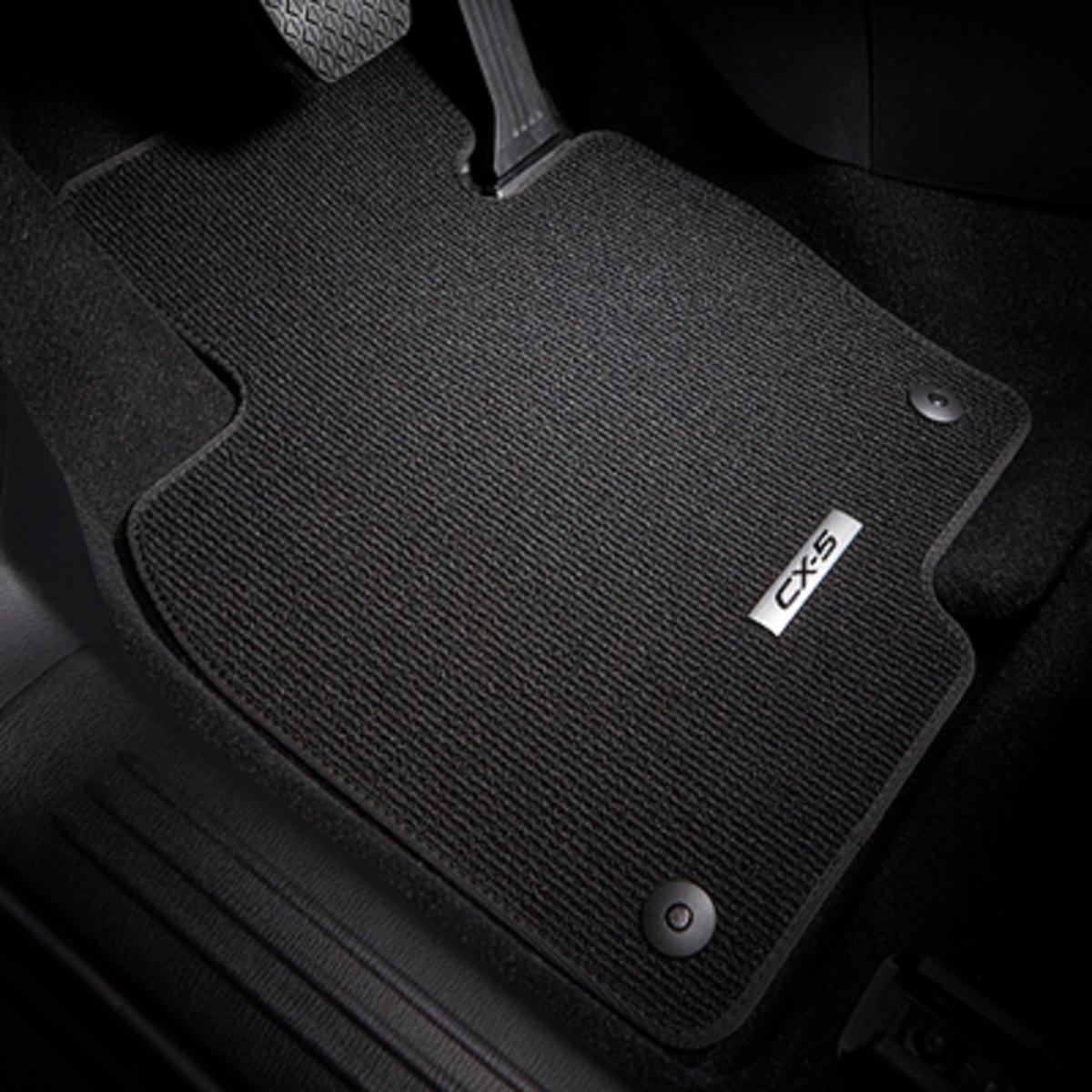 Original Fußmatten Mazda CX-3 4 teilig DD2F-V0-320