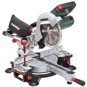 Metabo Drop Saw Revesby Bankstown Area Preview