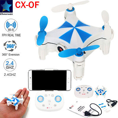 CHEERSON CX-OF Optical Flow Positioning Dance Choreography RC Quadcopter Drone